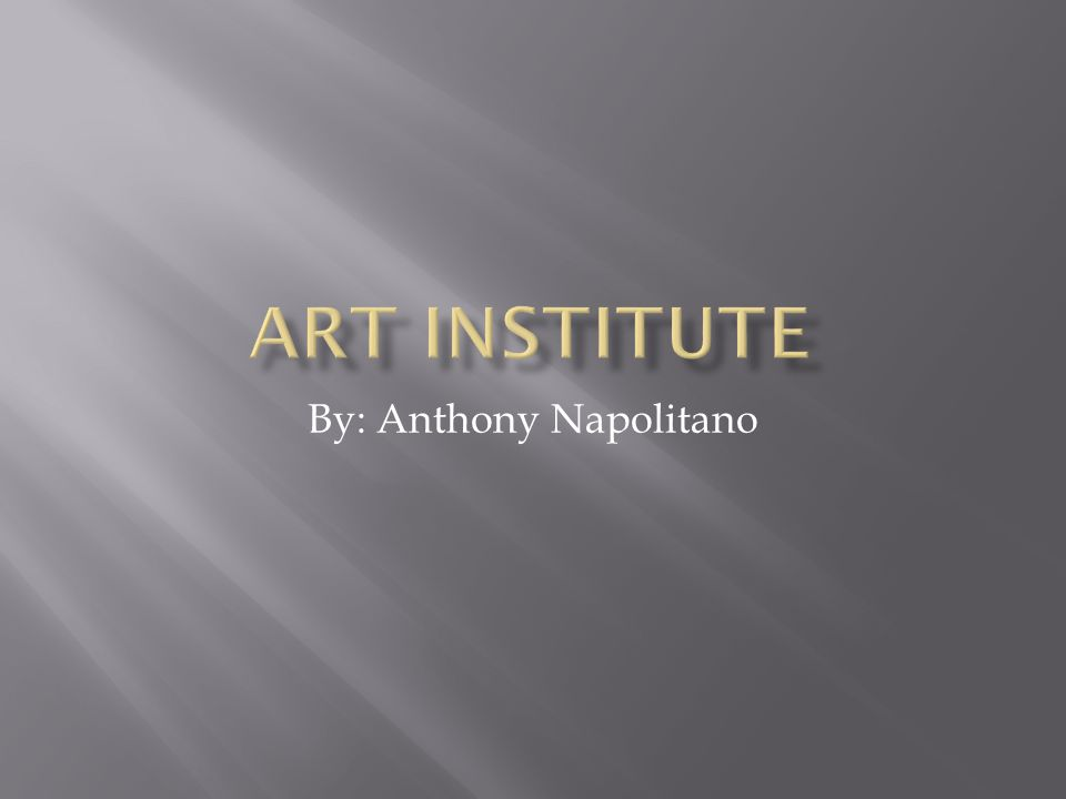 By: Anthony Napolitano