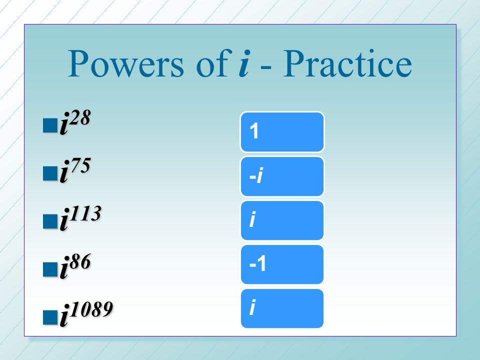 Practice n Simplify: