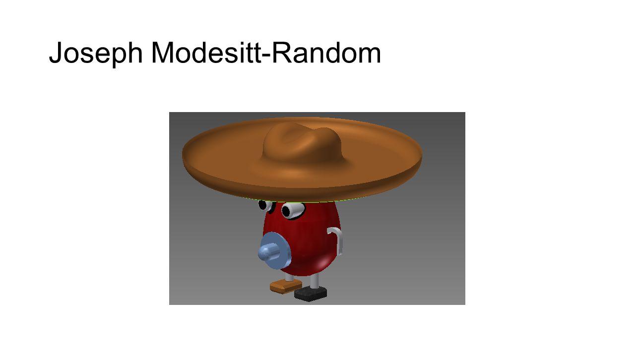 Joseph Modesitt-Random