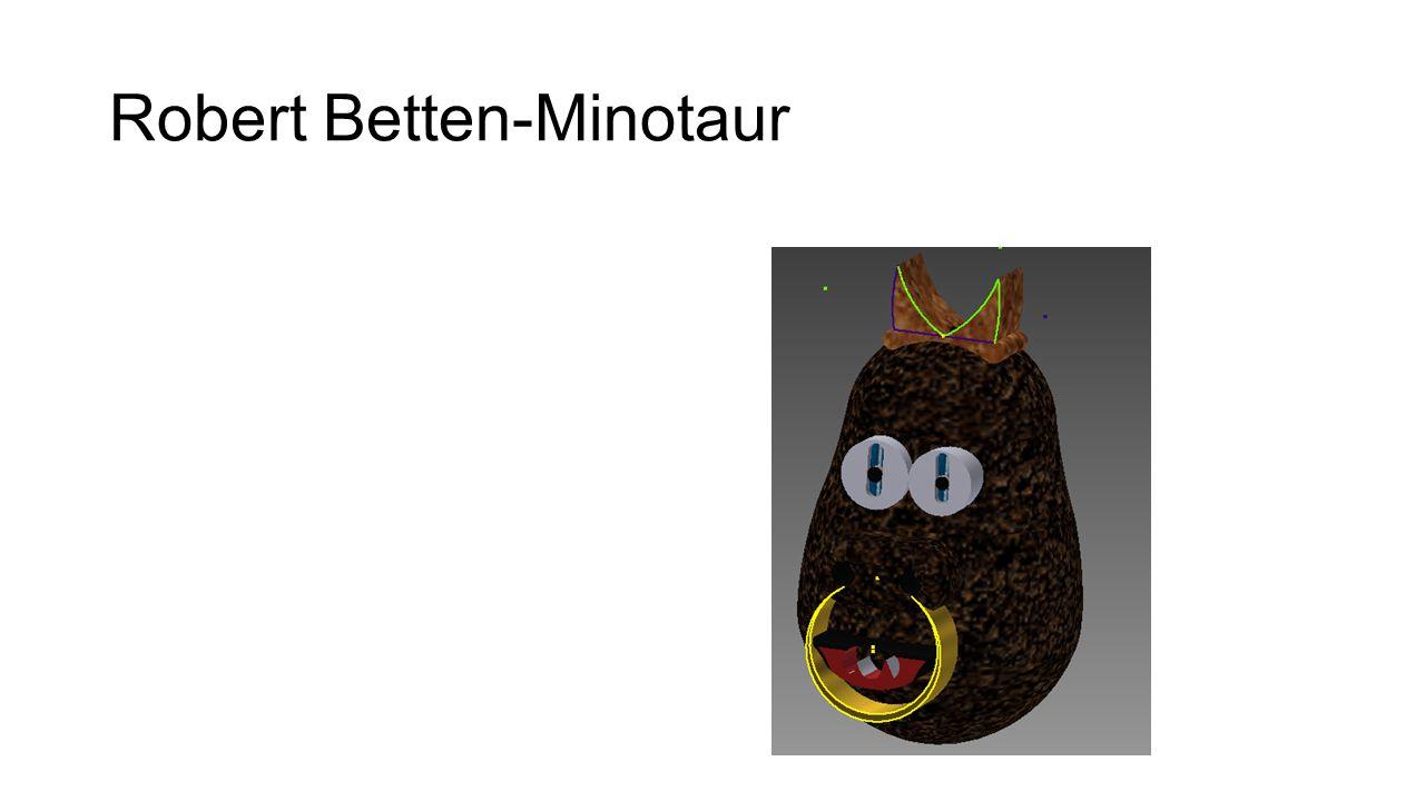 Robert Betten-Minotaur