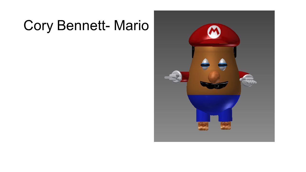 Cory Bennett- Mario