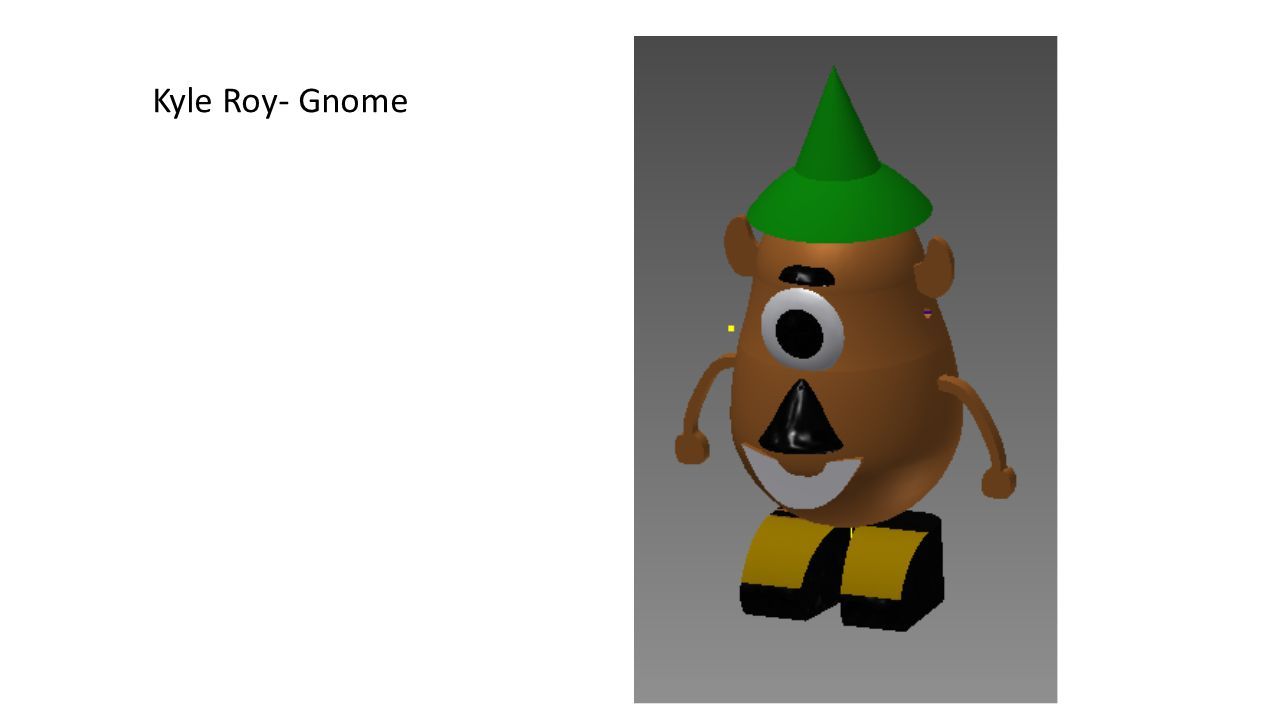 Kyle Roy- Gnome