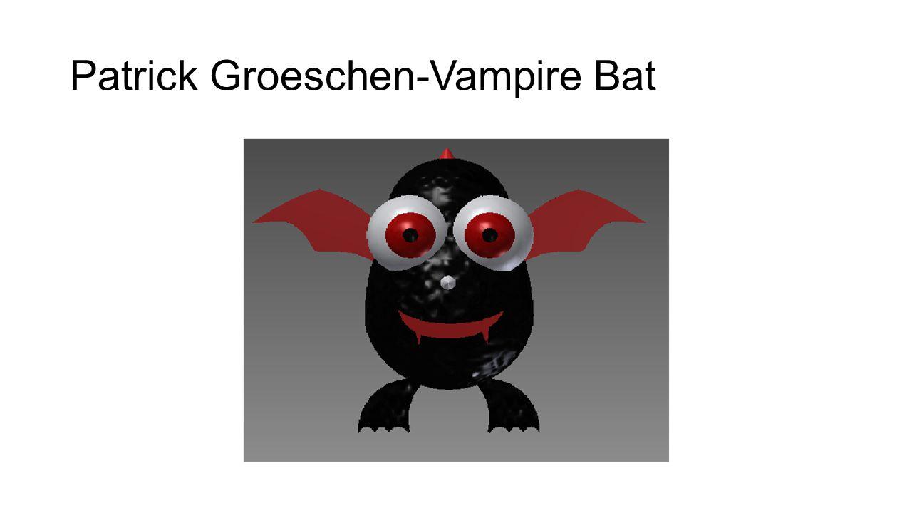 Patrick Groeschen-Vampire Bat