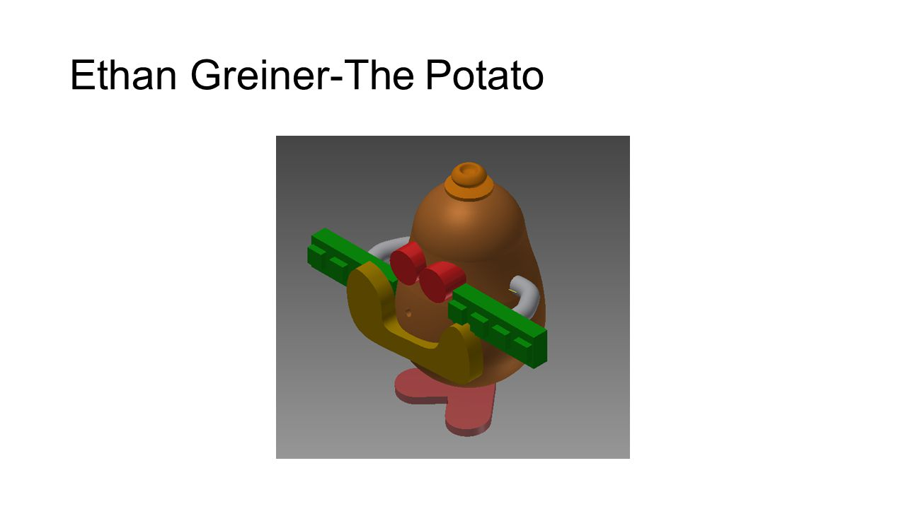 Ethan Greiner-The Potato