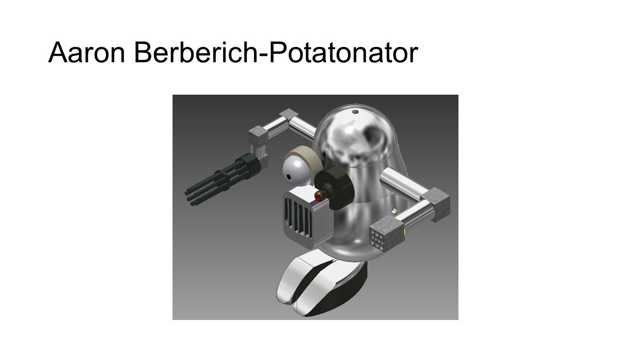 Aaron Berberich-Potatonator