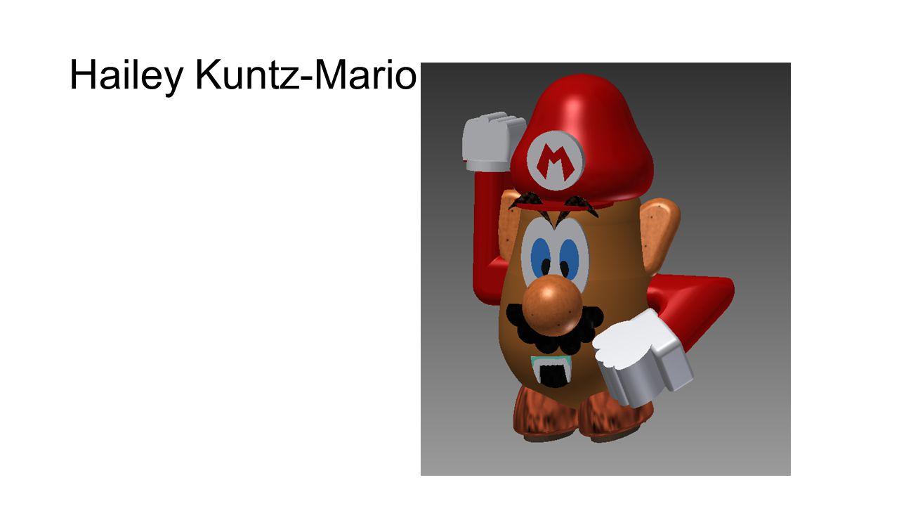 Hailey Kuntz-Mario