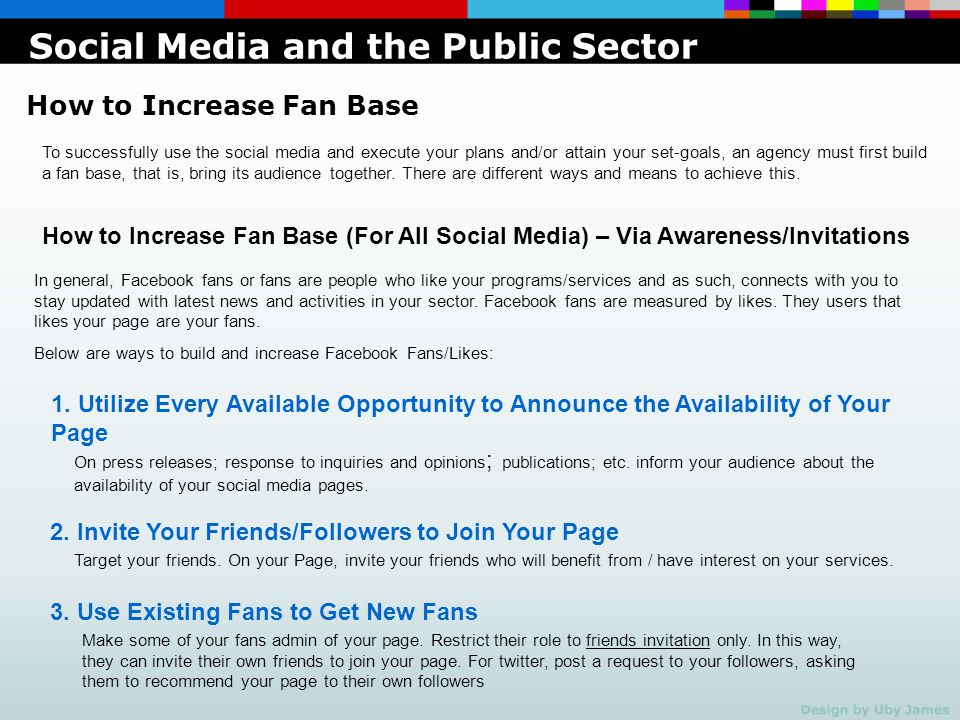 How to Increase Facebook Fan Base – Via Ads This is the easiest way to increase Page Likes.