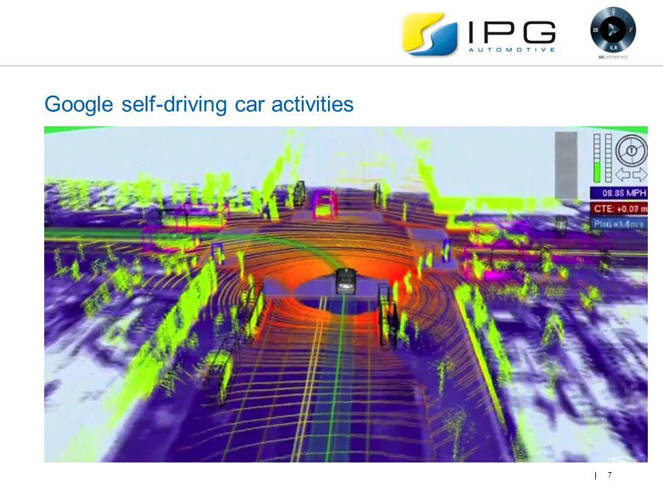 Google self-driving car activities 7