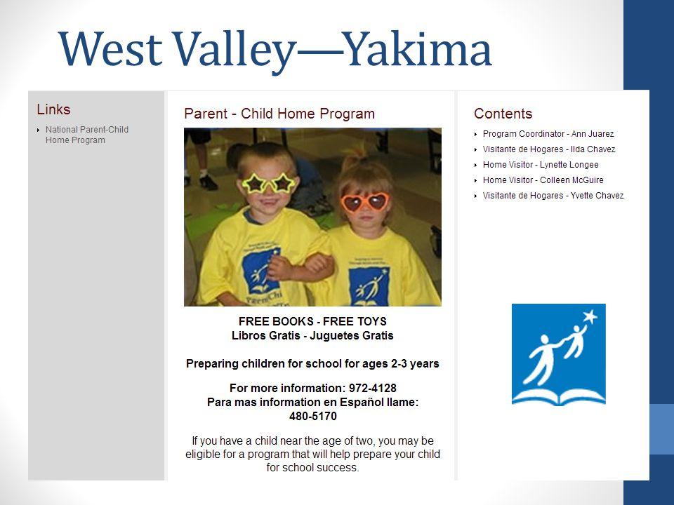 West Valley—Yakima