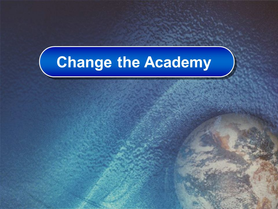 Change the Academy