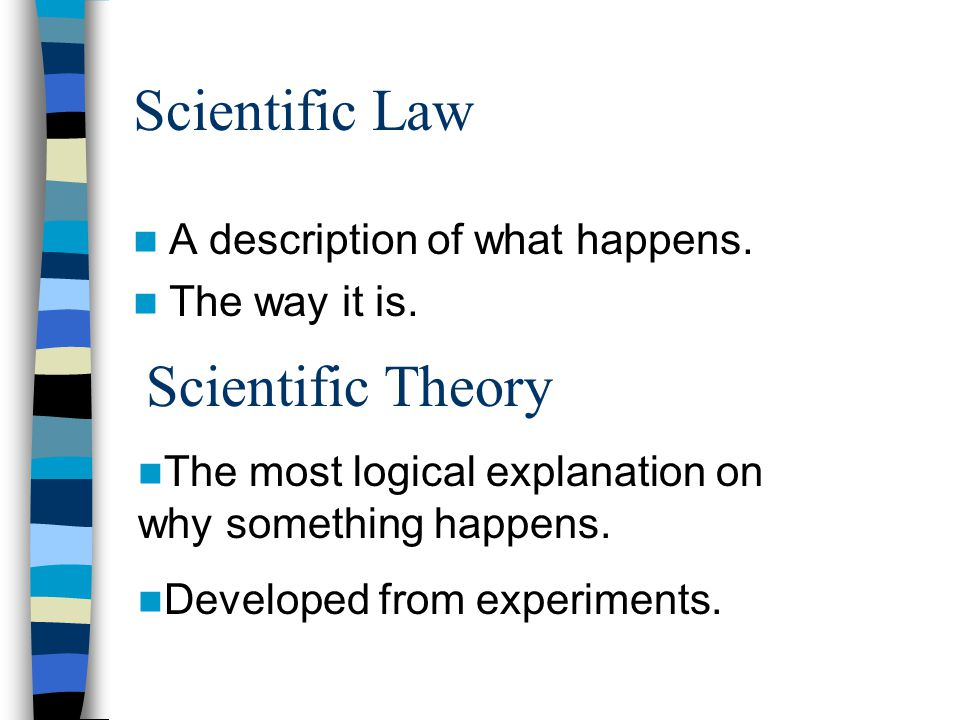 What is Science. Webster's definition – Systematic Knowledge.