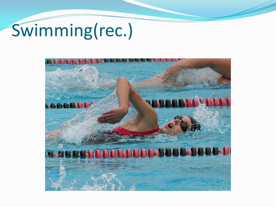 Swimming(rec.)
