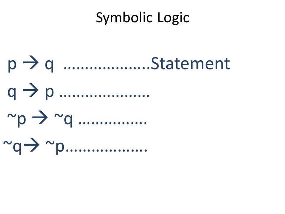 Syllogism Syllogism is also called collapsing an argument If p  q and q  r then p  r If the Tomatoes are ripe then you must pick them.