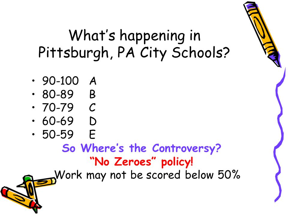 What's happening in Pittsburgh, PA City Schools.