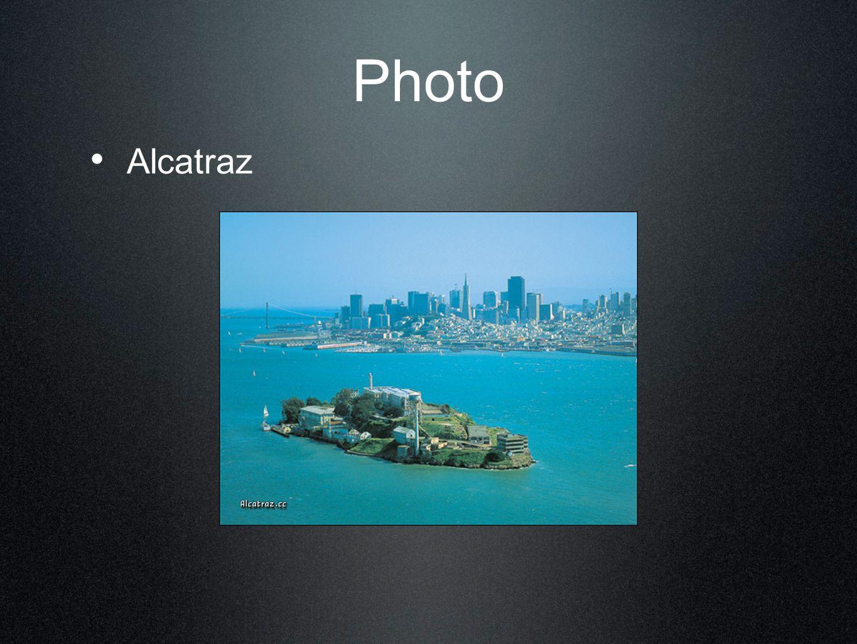 Photo Alcatraz
