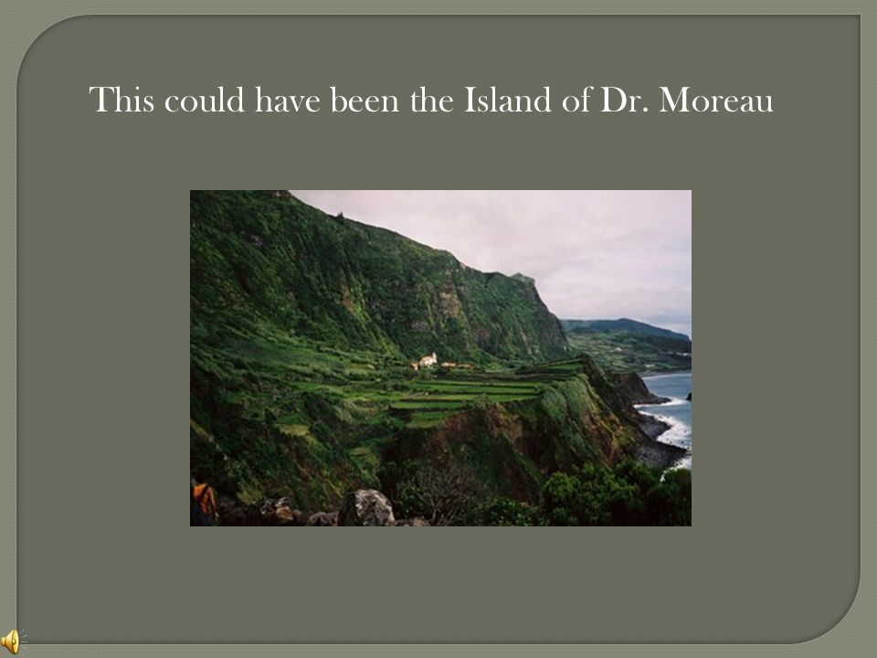  Ship lands on island => Montgomery gets off => Captain throws Prendick off => Dr. Moreau finds him => Takes him to his island