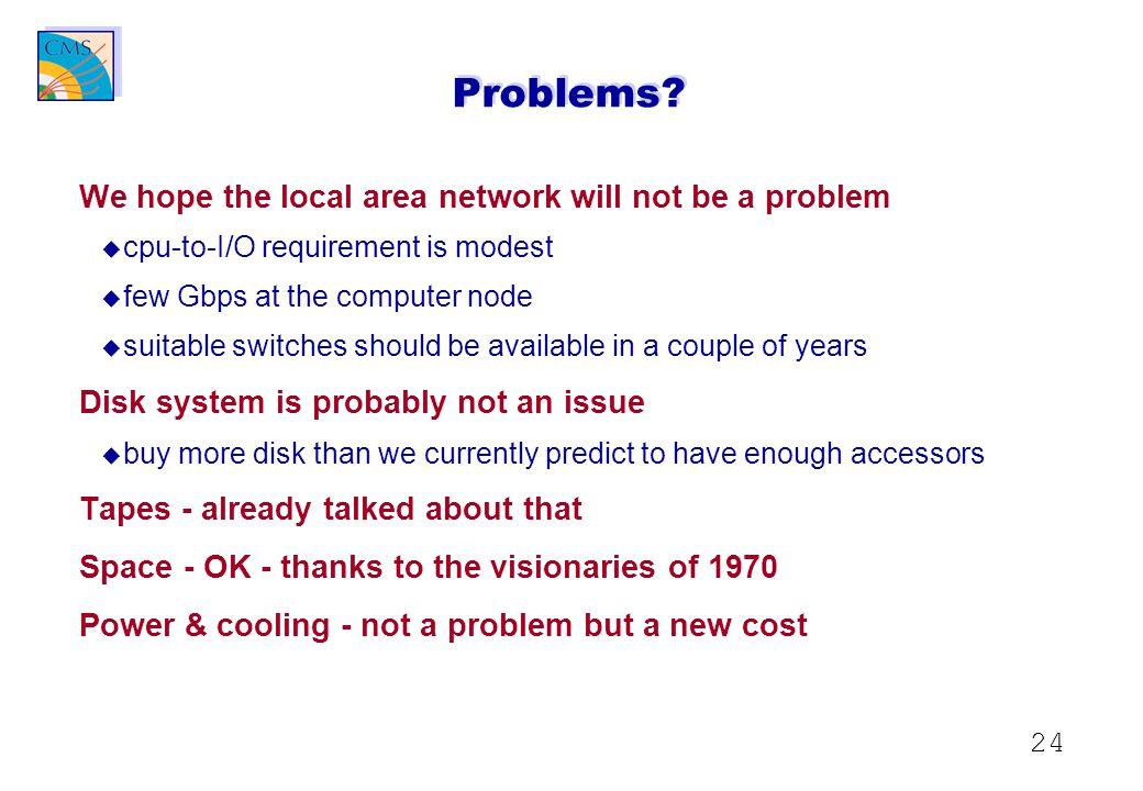 24 Problems.