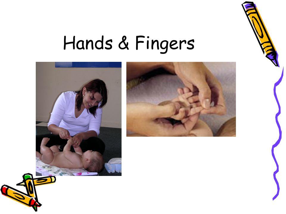 Hands & Fingers