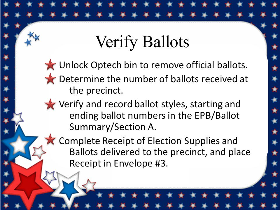 Challengers / Poll Watchers VIEW BoE video 'Election Day Precinct Activities: Challenges ' OR…Election Day Precinct Activities: Challenges Challengers may be appointed by political parties and qualified interest groups to observe the election process (not candidates).