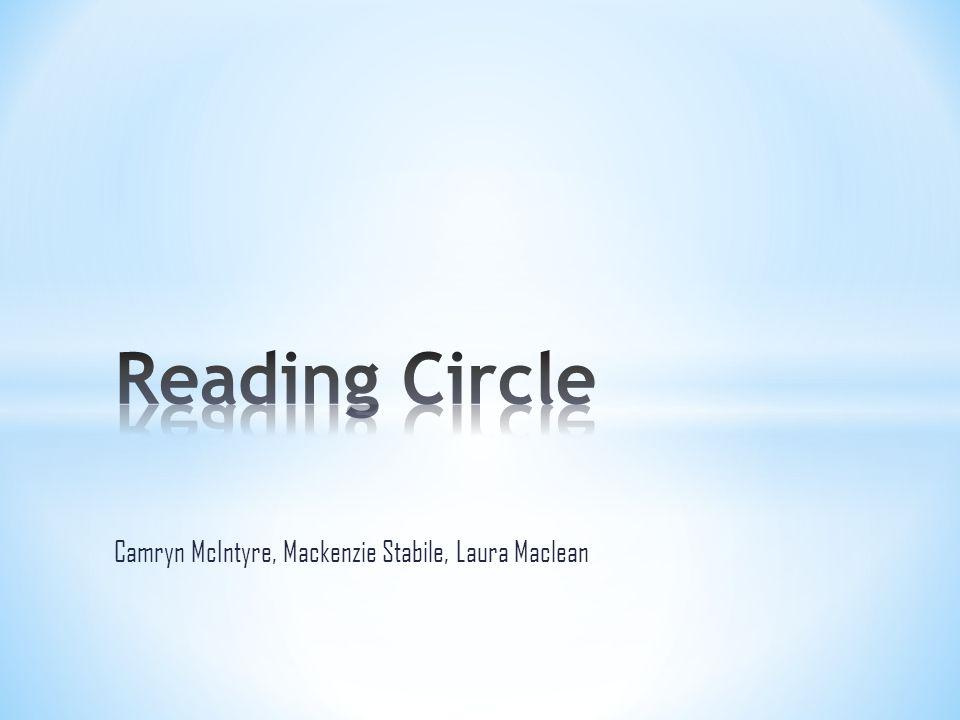 Camryn McIntyre, Mackenzie Stabile, Laura Maclean