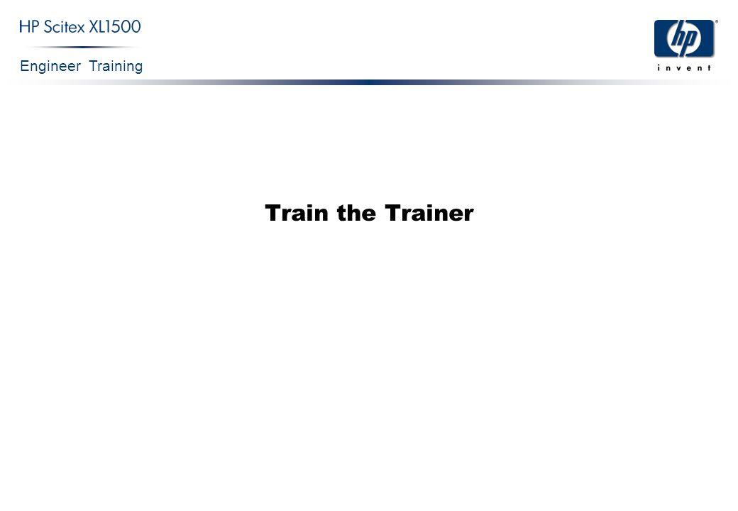 Engineer Training Train the Trainer