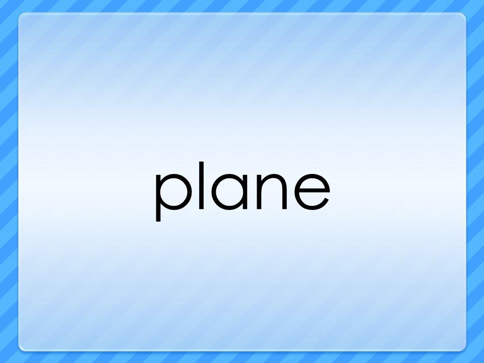 Read the Sentences Set C 1.Wes sat in the little blue jet.
