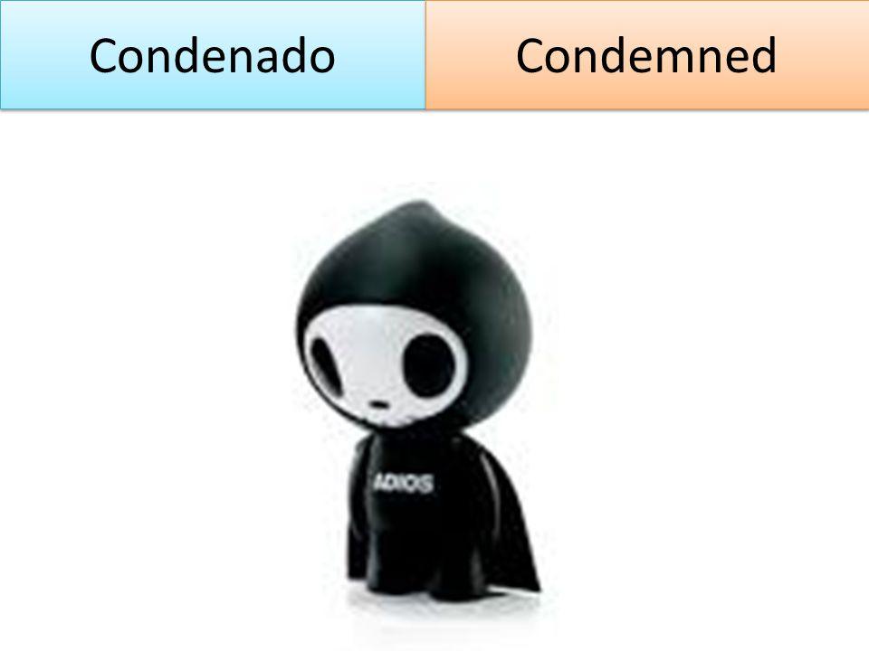 Condenado Condemned