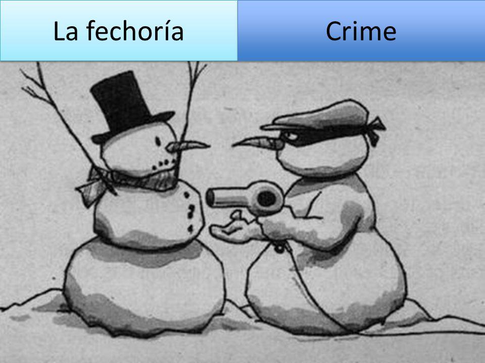 La fechoría Crime