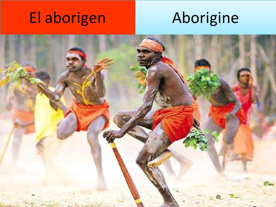 El aborigen Aborigine