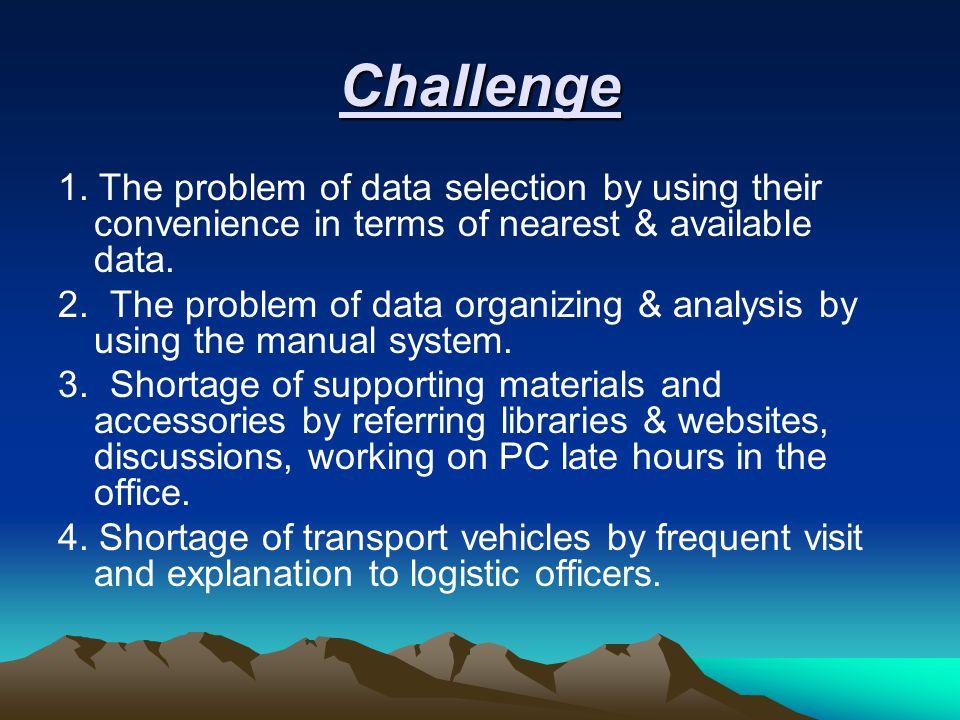 Challenge 1.