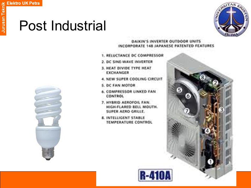 Elektro UK Petra Jurusan Teknik Post Industrial