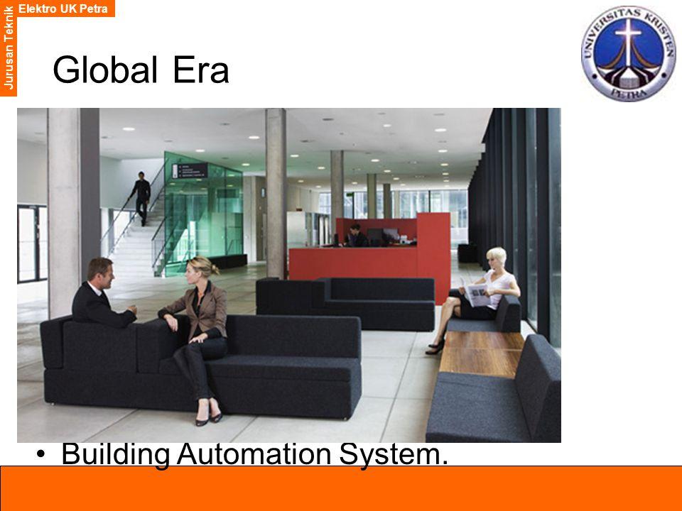 Elektro UK Petra Jurusan Teknik Global Era Building Automation System.