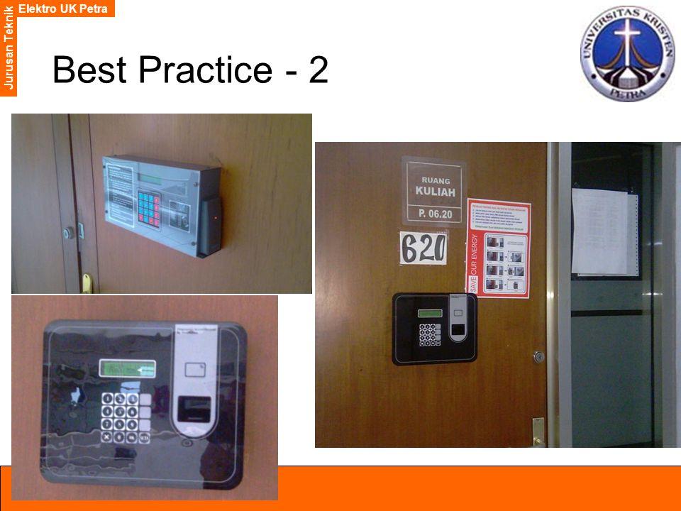 Elektro UK Petra Jurusan Teknik Best Practice - 2