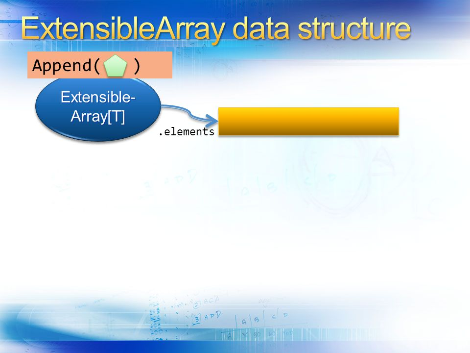 Each interface denotes an instantiable type, that is, a class of objects A data model can also make use of objects
