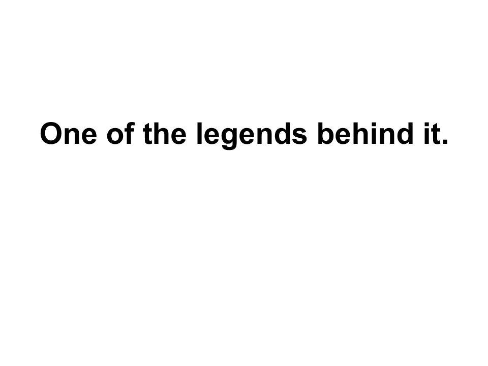 中秋节 So, this was one of the legend about 中秋节, the story of who? 嫦娥!