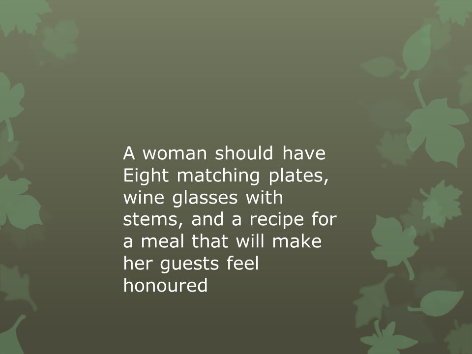 Every woman should know Where to go….be it to her best friend's kitchen table…or a charming inn in the woods…when her soul needs soothing