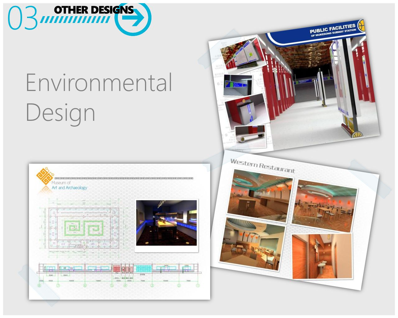 OTHER DESIGNS 03 Environmental Design