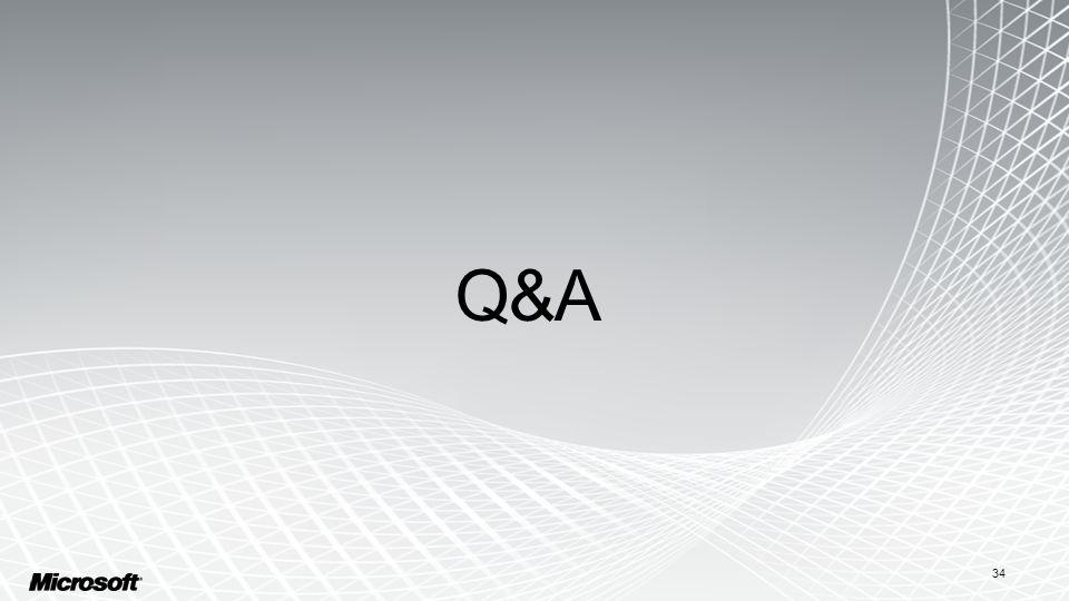 Q&A 34