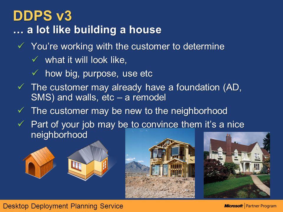 Desktop Deployment Planning Service Questions