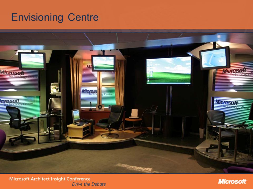 Envisioning Centre