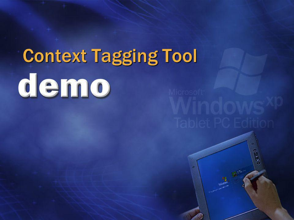 Context Tagging Tool