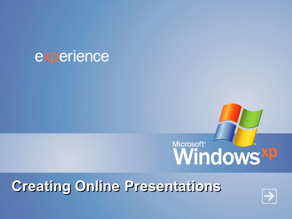 Creating a Presentation To create a presentation 1.Open PowerPoint.