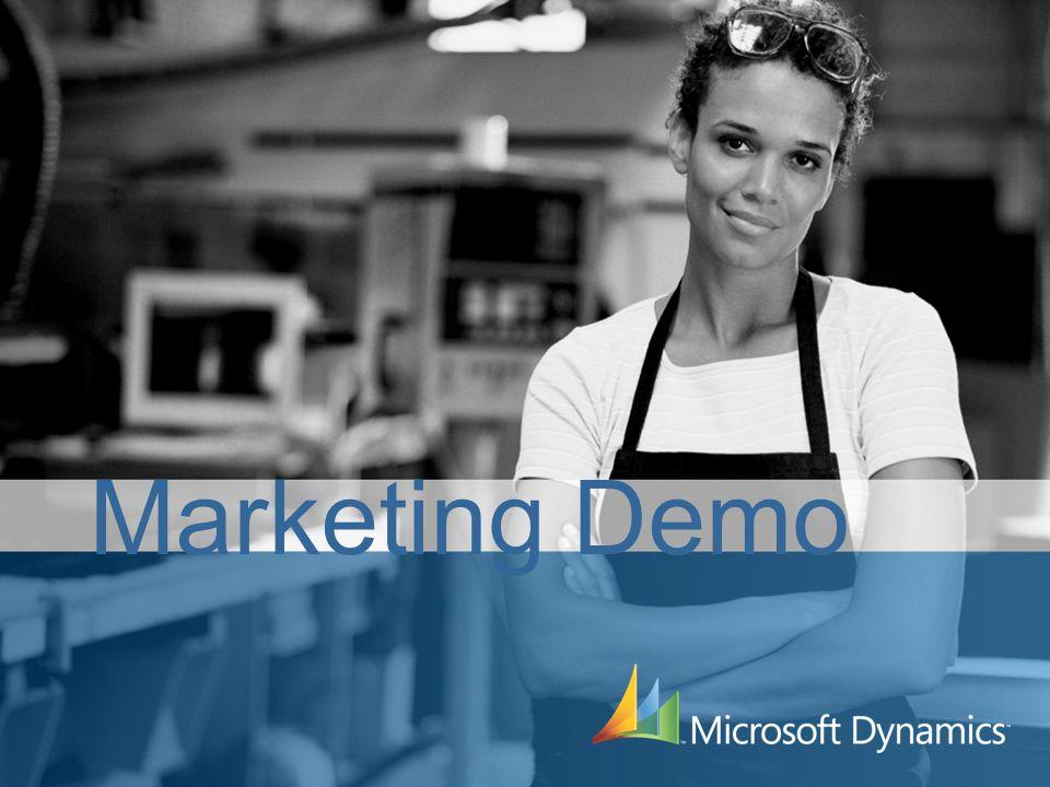 Marketing Demo