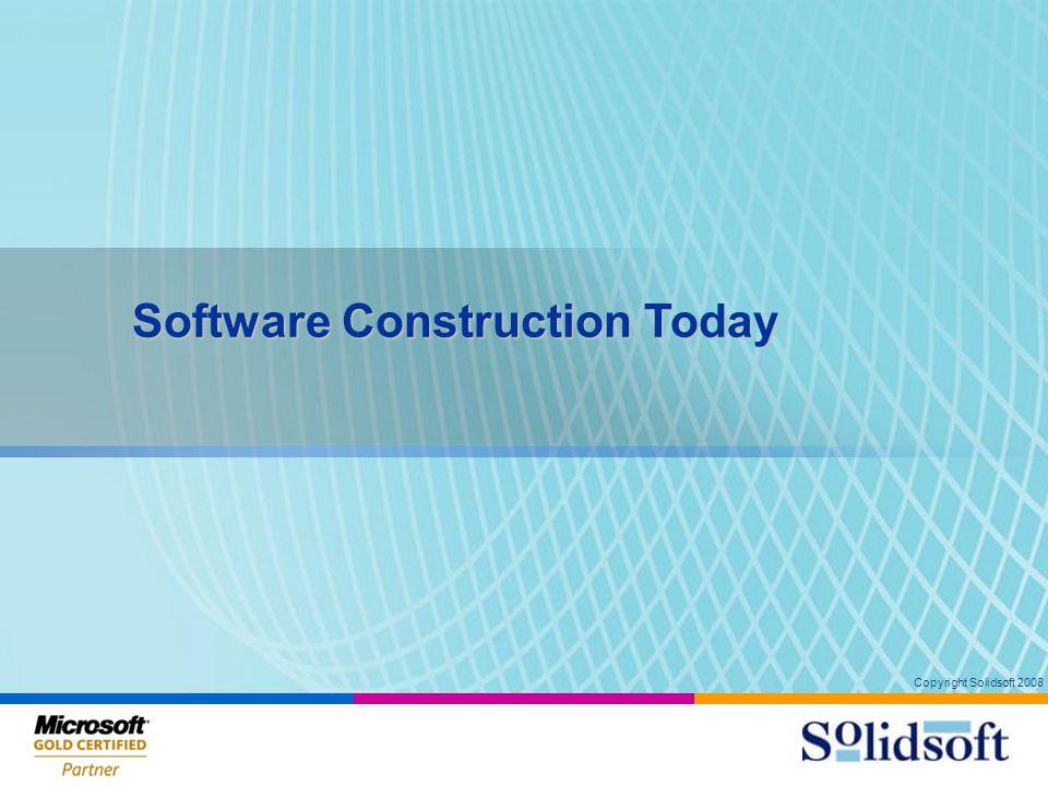 Copyright Solidsoft 2008 Software + Services Streaming Services Platform