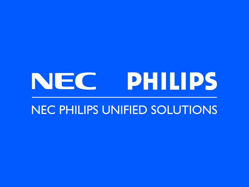 37 NEC Philips Unified Solutions,