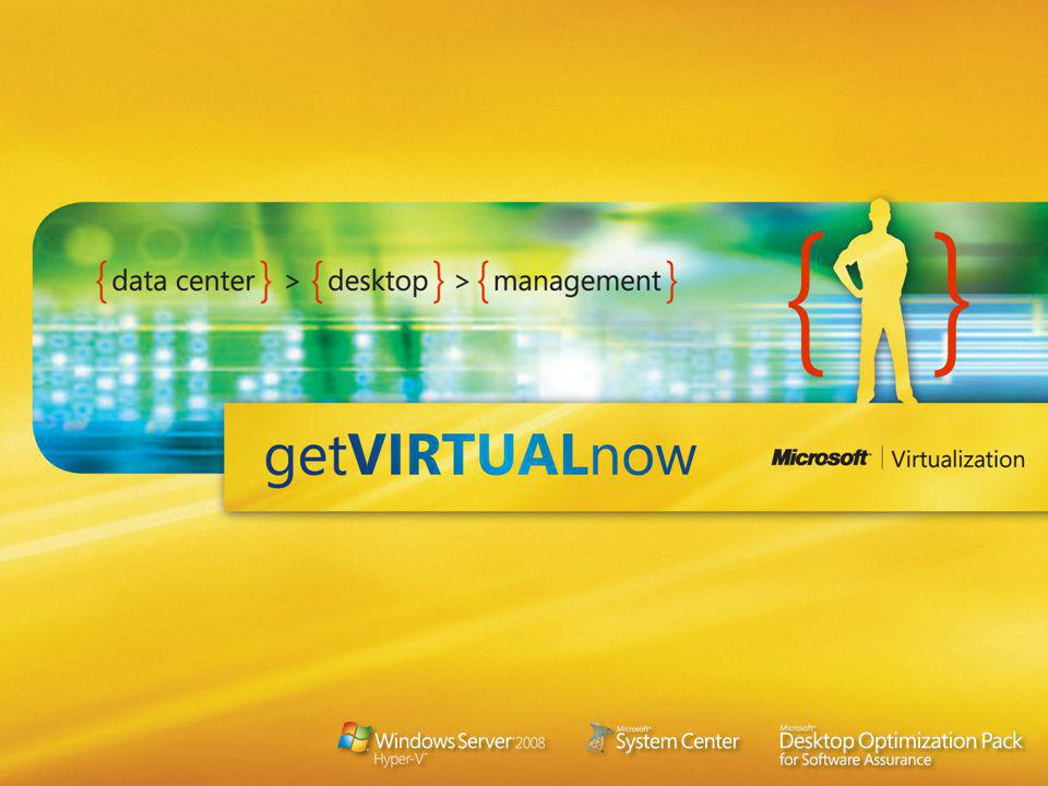 22 The Application Virtualization® Platform The Core Engine Sequence the application into the virtual bubble .