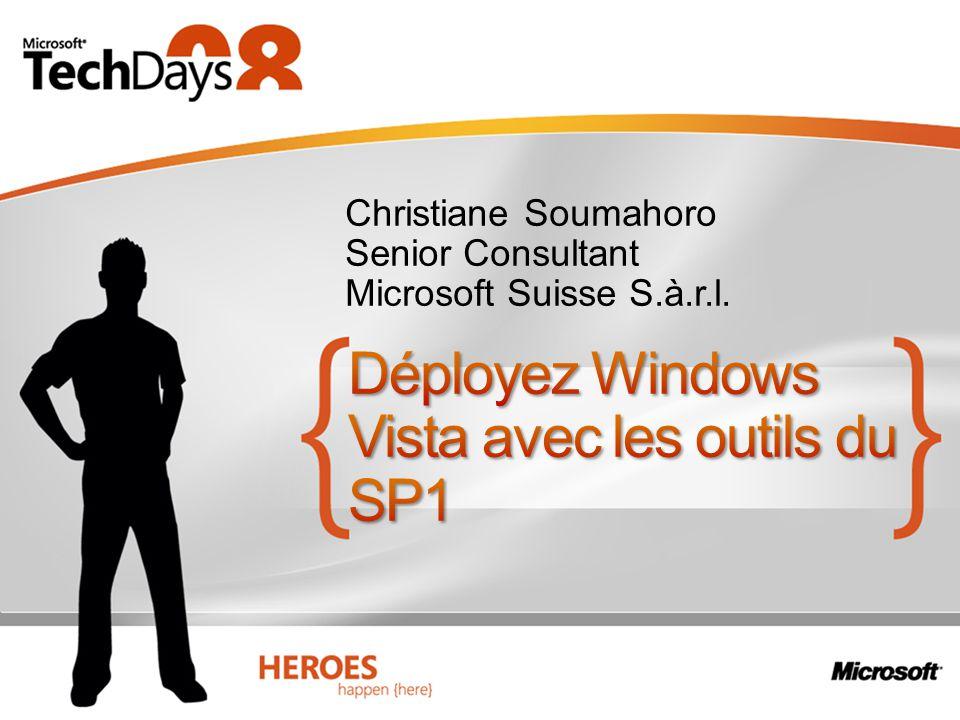 Christiane Soumahoro Senior Consultant Microsoft Suisse S.à.r.l.