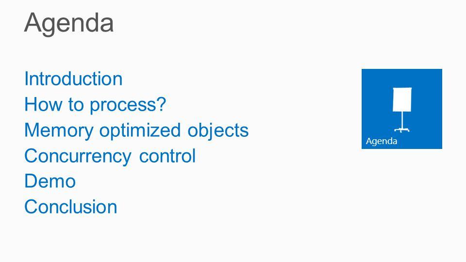 Memory Optimized Objects Internal representation