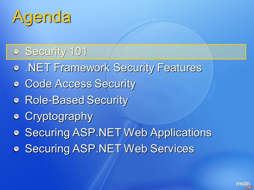 Use WindowsIdentity and WindowsPrincipal For Single validation WindowsIdentity myIdent = WindowsIdentity.GetCurrent(); WindowsPrincipal myPrin = new WindowsPrincipal(myIdent); AppDomain.CurrentDomain.SetPrincipalPolicy(PrincipalPolicy.WindowsPrincipal); WindowsPrincipal myPrin = System.Threading.Thread.CurrentPrincipal; Role-Based Security Creating Windows Identities and Principals For Repeated validation For Repeated validation