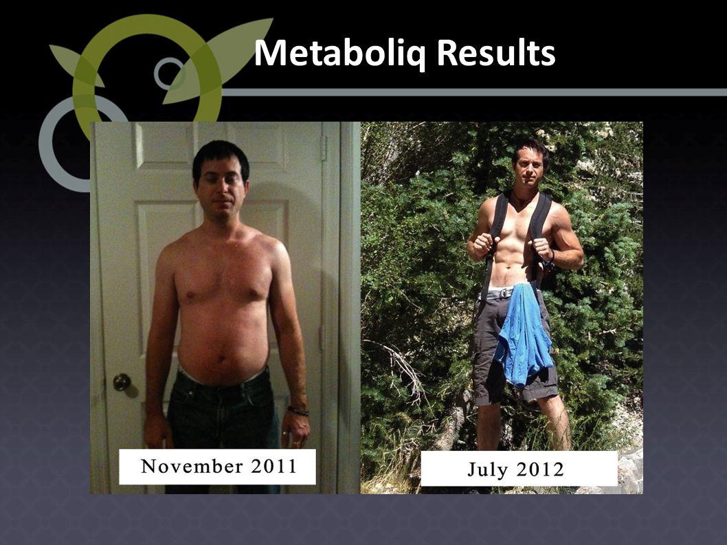 Metaboliq Results
